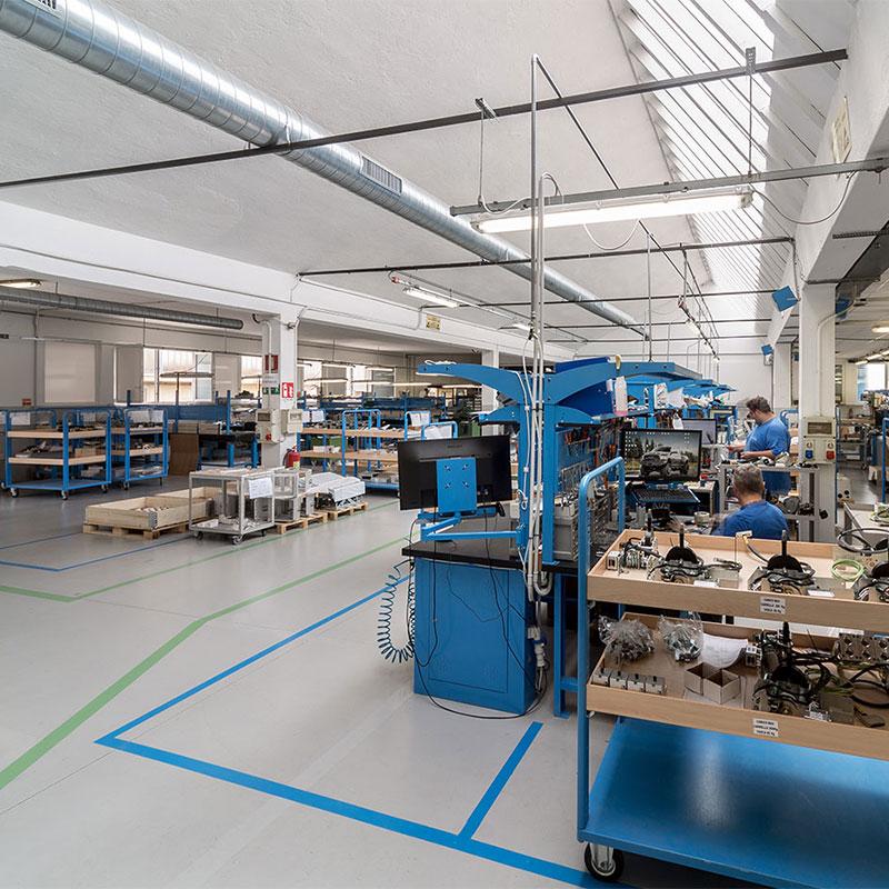Image of spii headquarter factory