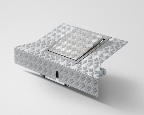 Image of spii product footrest