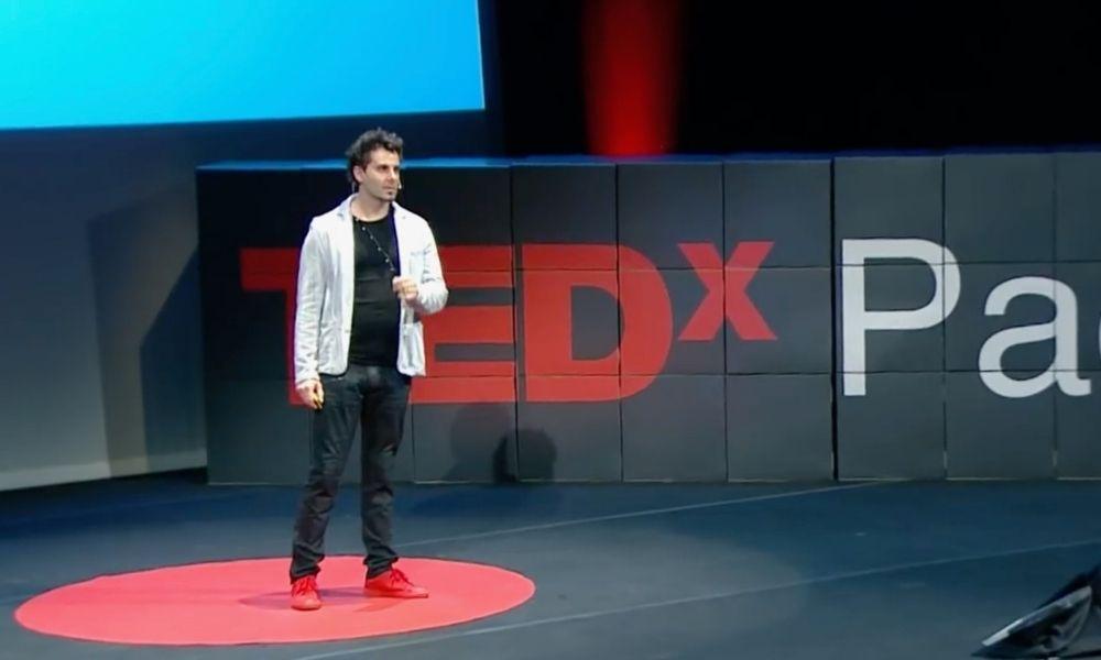 video di fabio tognetti al TEDx di Padova