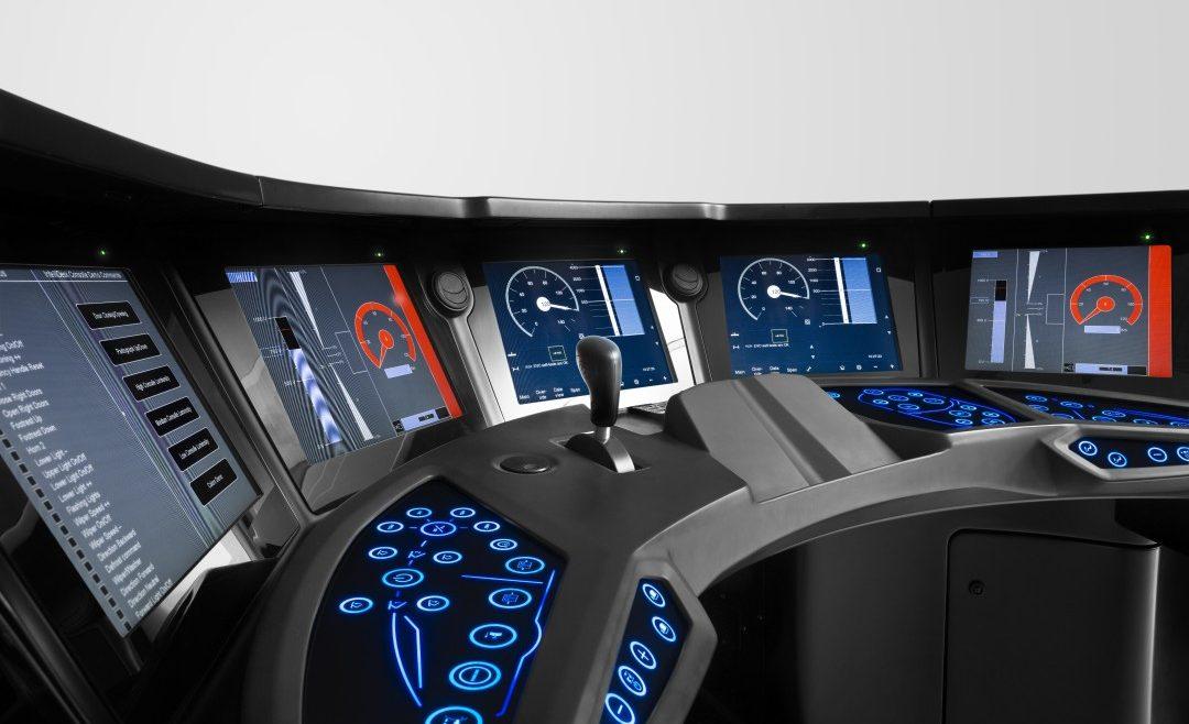 driver human machine interface