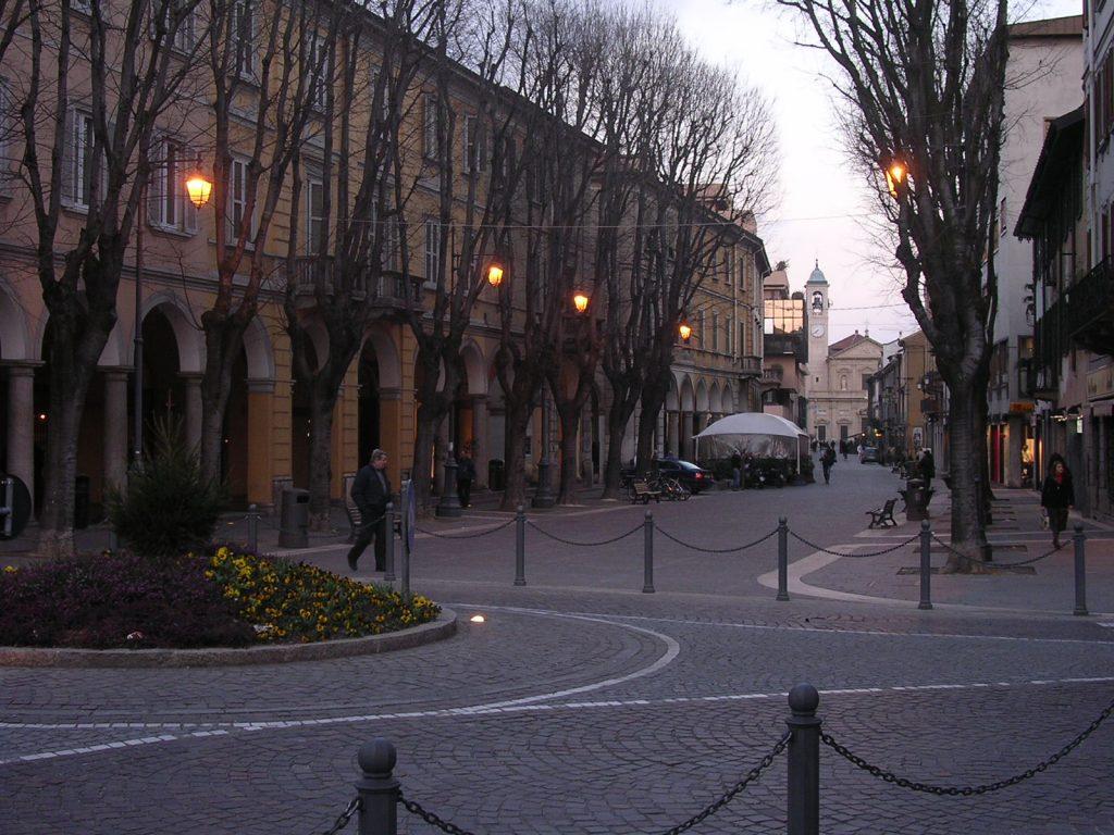 saronno city center